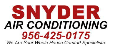 Call Snyder Air Conditioning for reliable AC repair in Harlingen TX