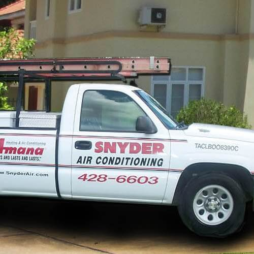 AC repair service in Harlingen TX