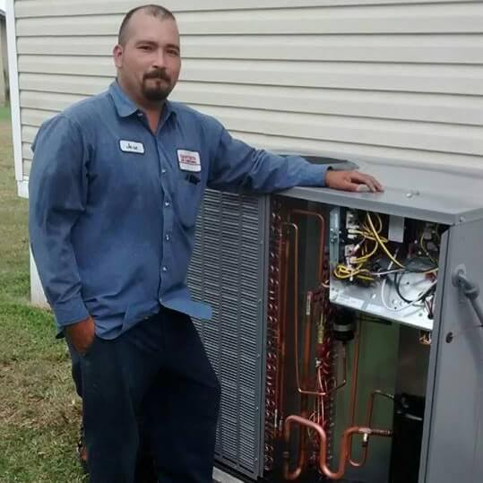 AC repair service in Brownsville TX