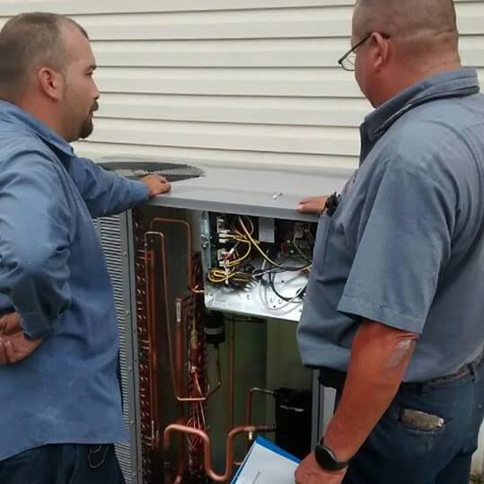 Air Conditioner repair service in Brownsville TX